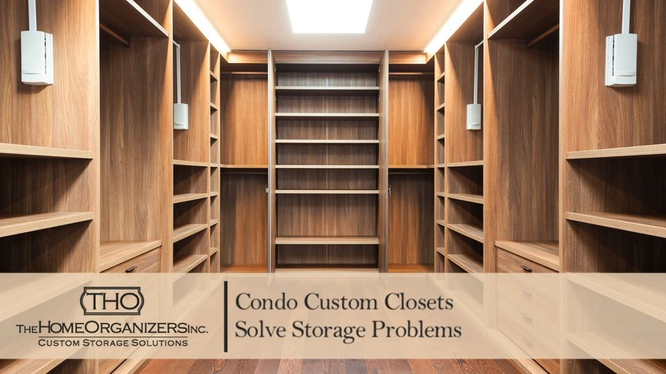 Condo Custom Closets for Compact Spaces condocustomclosets