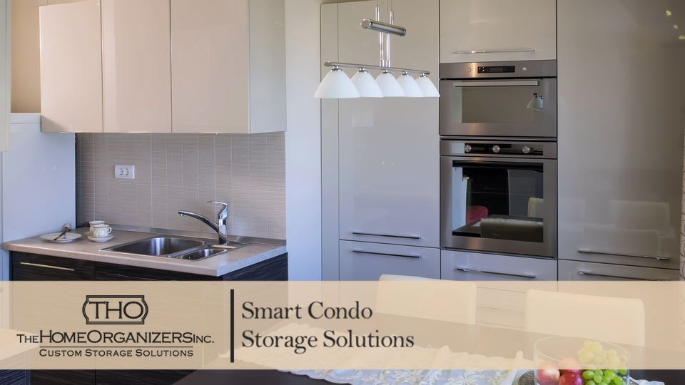 Condo Storage Solutions to Live Big in a Small Space