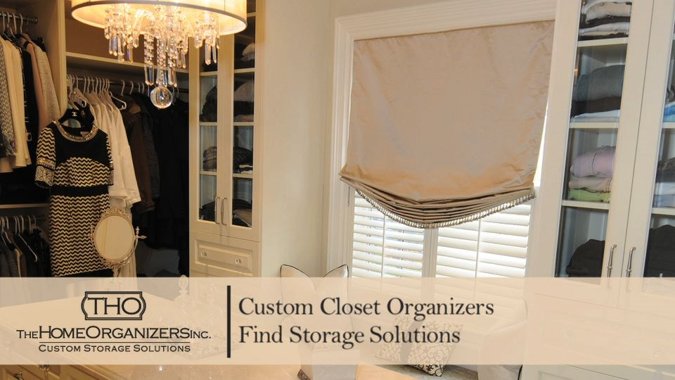 Customer Closet Organizers -- Get Organized customclosetorganizers