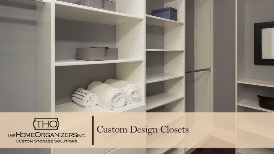 Custom Design Closets Make Life Simpler customdesigncloset