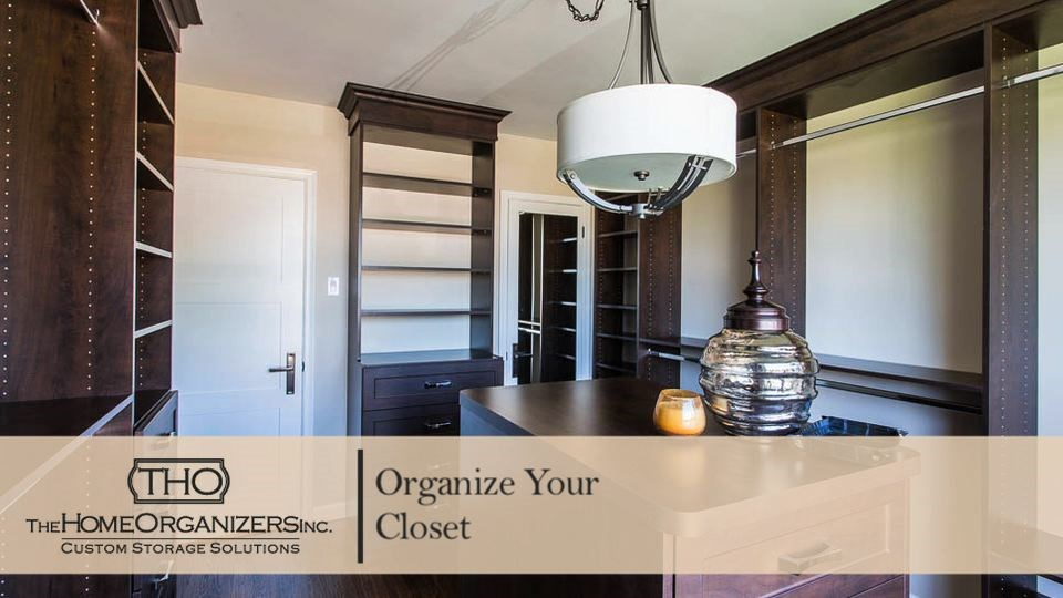 The Best Way to Organize Your Closet